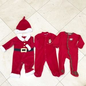Christmas outfit bundle